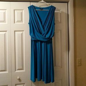 Turquoise 👗 dress